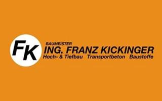Baumeister ING. Franz Kickinger